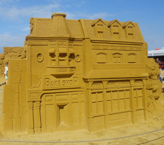 Sculpures sur sable Disney - News Touquet p.1 ! 14770318880_d86b894f47_z