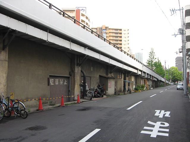 大阪中津高架下 (3)
