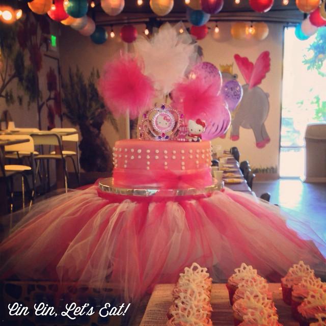 Ballerina Cake And Cupcakes Recipe Cin Cin Let S Eat