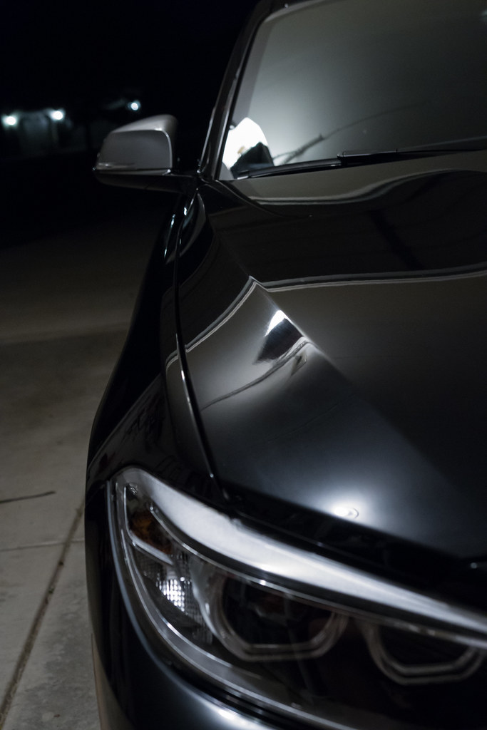 Silhouette BMW M235i