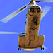 My lucky shot of the year - US Marines Huey Helicopter