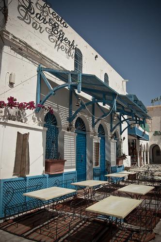 Dar Ejjerbi, Houmt Souk, Djerba, Tunesien. Foto: Stephan Benz