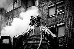 incendio calle Antonio Machado