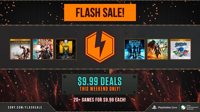 August 2014 Flash Sale