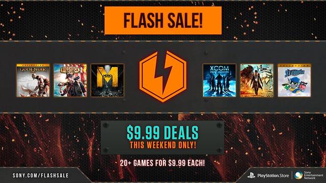 August 2014 Flash Sale