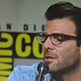 Small photo of Agent 47 panel - Zachary Quinto