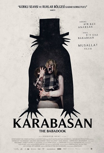 Karabasan - The Babadook (2014)