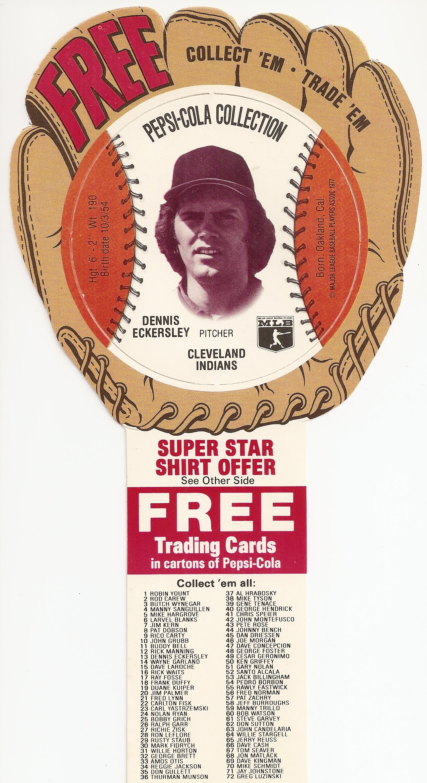 1977 MSA Pepsi-Cola Glove