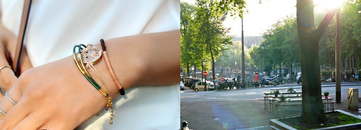 Collage Myca Couture bracelets