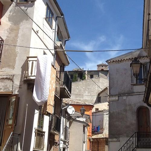 Scorci #rosello #abruzzo #montagna #italy #igersabruzzo #sky