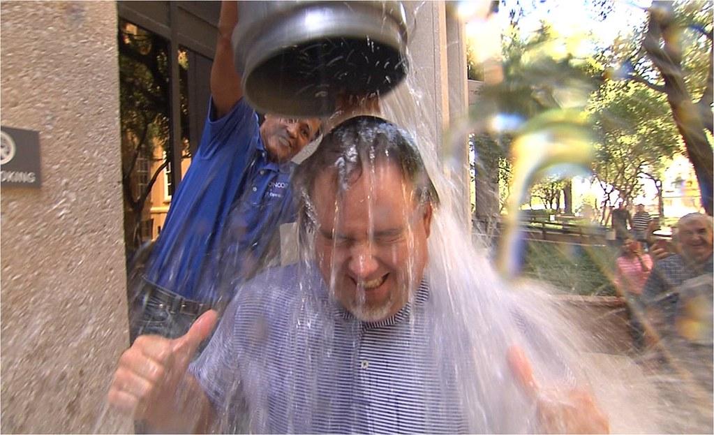 Joel Austin Ice Bucket Challenge