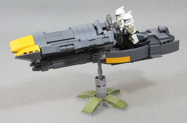 RHSS-Republic Heavy Support Speeder