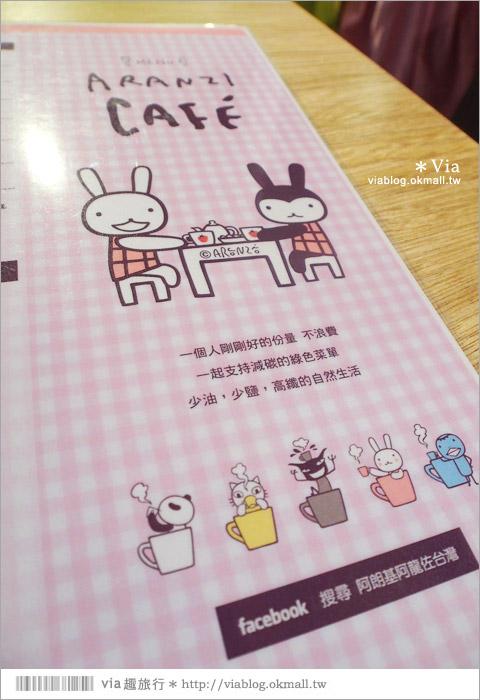 【阿朗基咖啡】台南店開幕囉!台南老屋餐廳推薦~老屋改造+可愛療癒系的新餐廳26