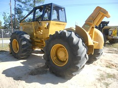 CAT 518 Cable Skidder at Forestry First