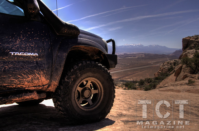Cooper Tires Test on Toyota Tacoma