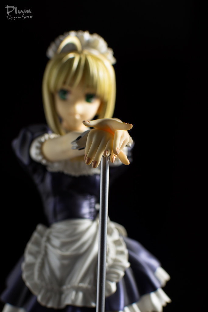 Saber maid ver-9