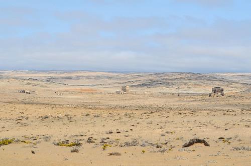 Kolmanskop ghost mining town