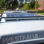 Solar Panel Installed. Thanks Dad!