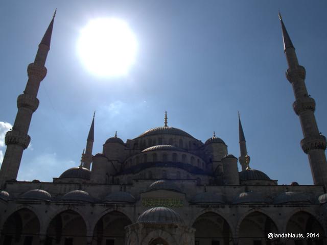 The Blue Mosque - Sultanahmet Camii