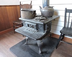Stove and Heating System