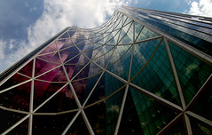 Bow Tower.  Calgary.