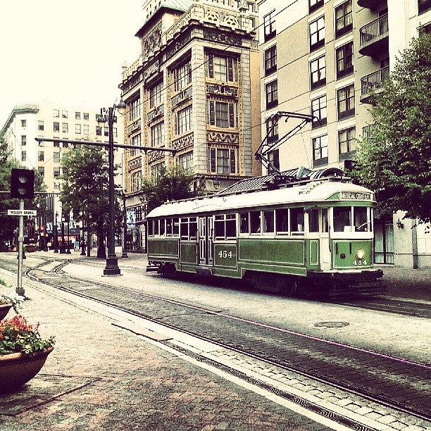 Tram Memphis