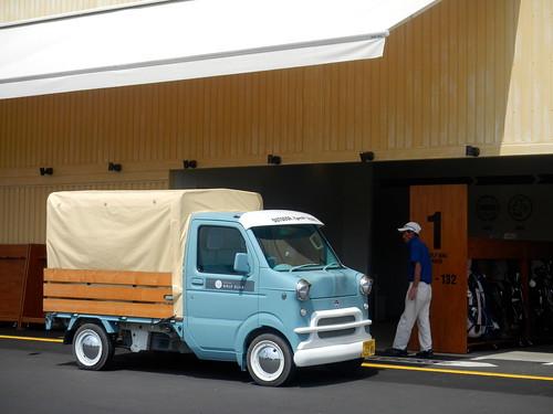 Custom Kei-Truck