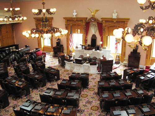 Ohio House Chamber