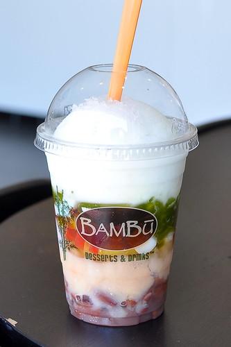 Chè Thập Cẩm - Bambu - San Gabriel