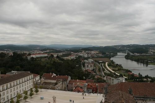 Panorama dalla torre dell'università vecchia
