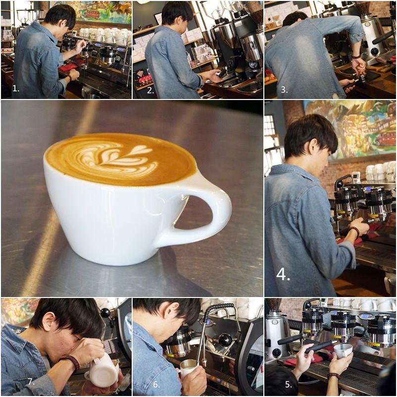 14977420105 4be6f82d3c b - 熱血採訪。台中西屯【冰河咖啡Glacier Coffee Roasters】喝得到第三波北歐咖啡浪潮的咖啡館,手沖咖啡義式咖啡甜點都好棒
