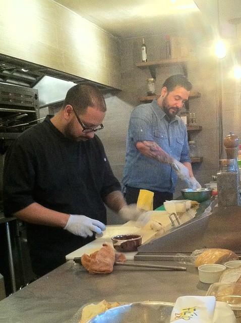 Oliva Dieta Mediterranea: Chef Nicolas Gomez