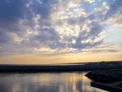 Sunrise, Matane Old Harbor