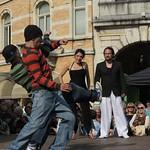 Hip Hop versus Tango OdeGand 2014(c)Rudy Tollenaere