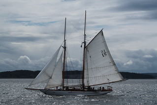 IMG_0220 - Port Townsend WA - Schooner ADVENTURESS on opening day May 3rd, 2014