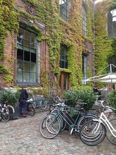 Copenhagen - Kunsthal Charlottenborg