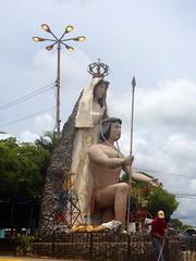 La Virgen del Valle y Quiriquire