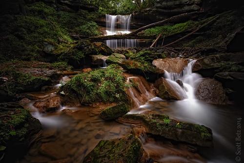 Quakertown Falls - (Explored)
