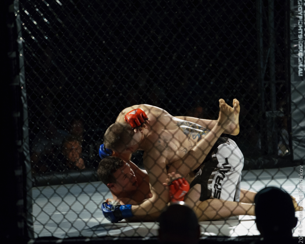20140913 MMA Downunder-14