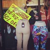 Are ridiculous booty jeans the next endangered species on Mission Street?