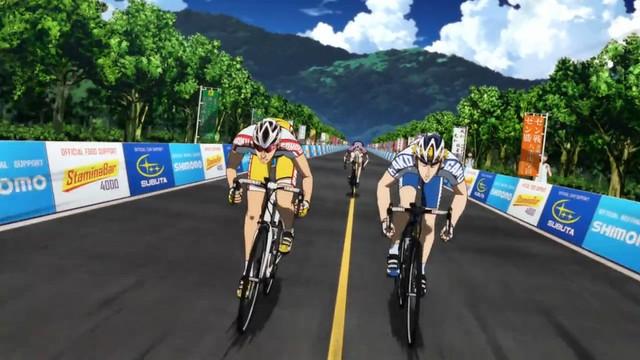 Yowamushi Pedal ep 31 - image 09