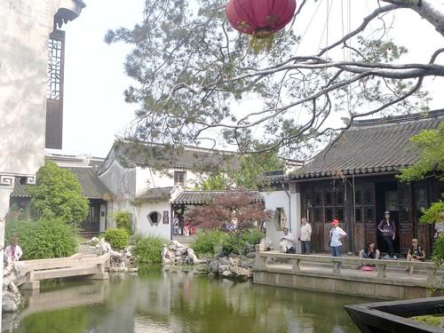 Jiangsu-Tongli-Maison Musée (11)