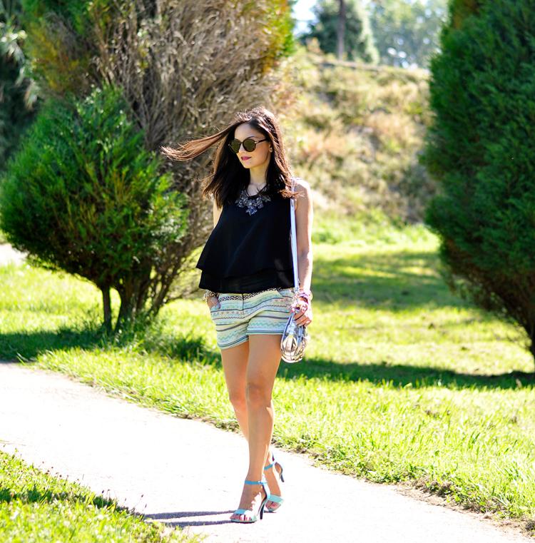 Mint Shorts_05