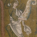 Torcello - angel rolling up the scroll of time by jimforest