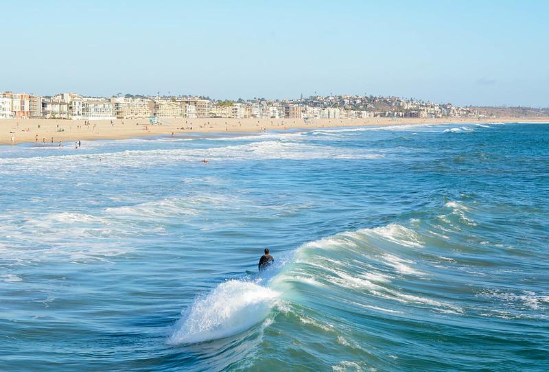 Venice Beach Surfers