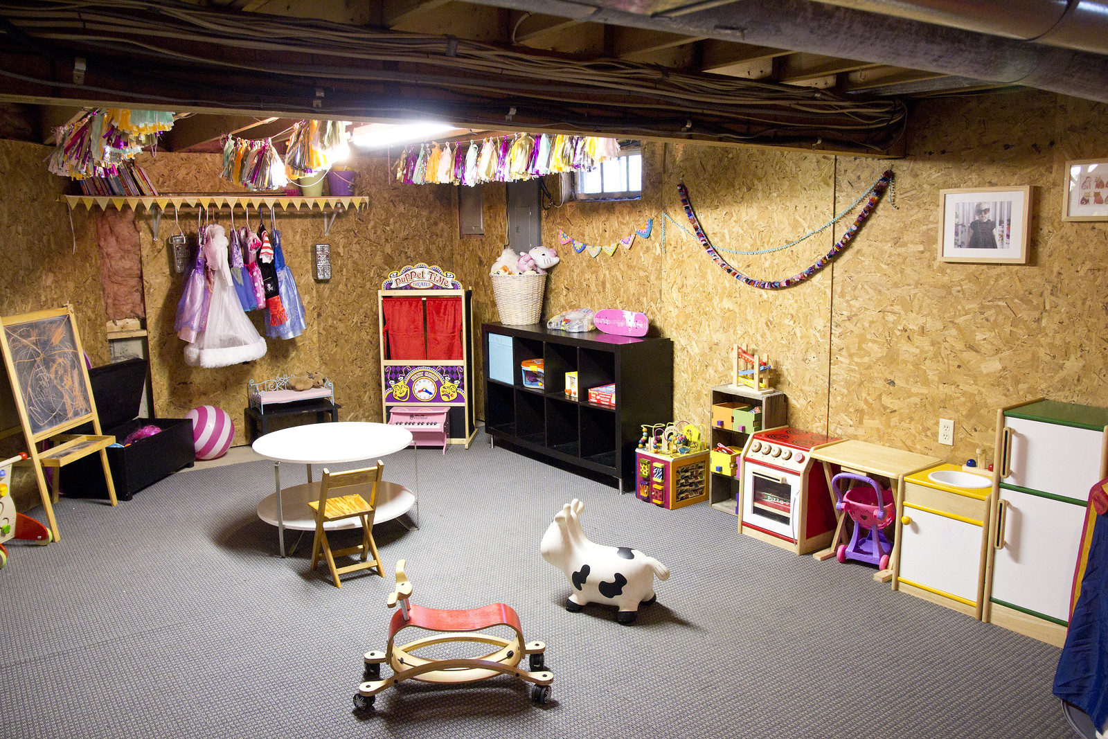 Basement Play Area | Jenloveskev.com