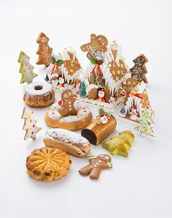 薑餅屋系列 Gingerbread House