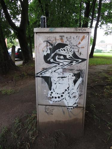 Streetart in Tartu