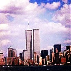Remembering 911 - 13 years ago today I was starting my day at Memorial Sloan-Kettering by getting coffee from a cart on 68th and 1st. When it started unfolding I looked down 1st to see smoke pouring from that far away it was so clear. The balance of the d