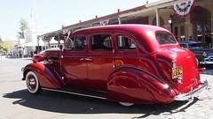 1937 Chevrolet 4 Door Sedan '9B 57 46' 2